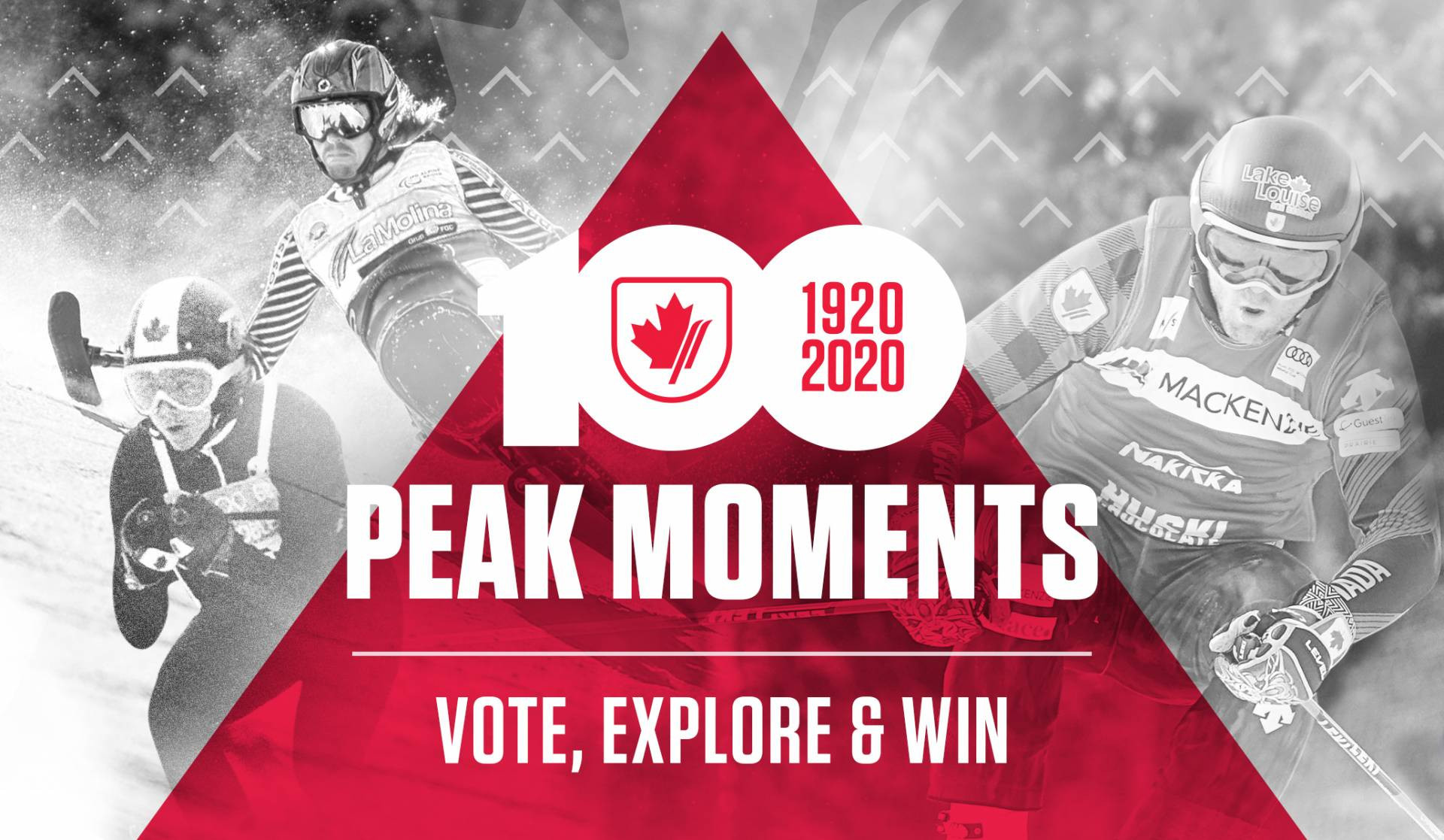 Alpine Canada celebrates centenary of Canadian skiing with best moments vote