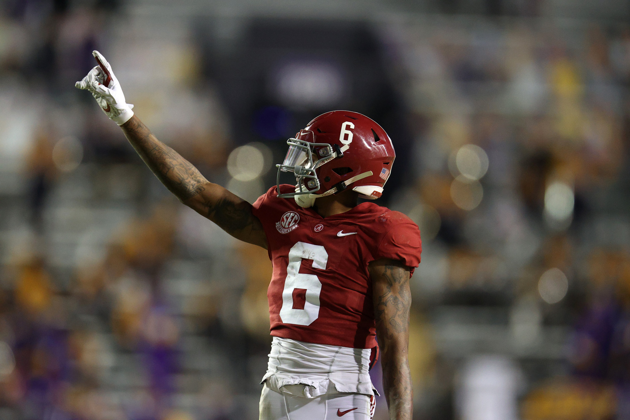 Heisman finalists: Tide teammates plus Lawrence and Trask
