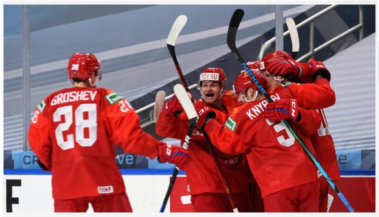 Russia defeat US on opening day of IIHF World Junior Ice Hockey Championships