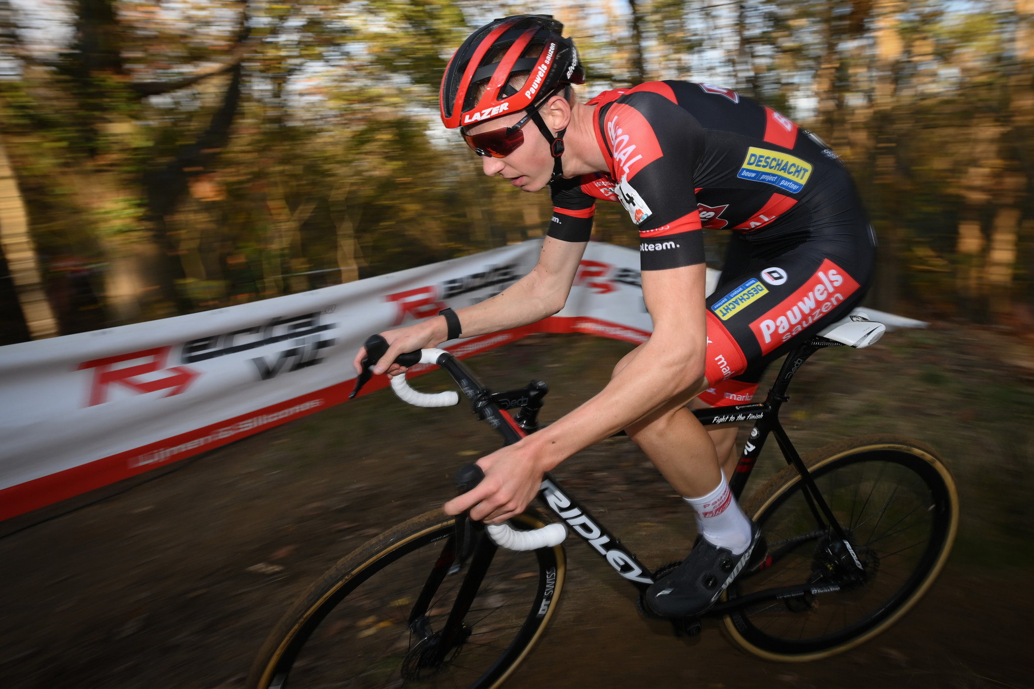 Third round of UCI Cyclo-cross World Cup set for Dendermonde