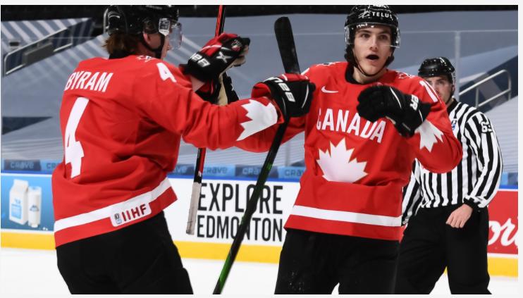 Canada thrash depleted Germany at IIHF World Junior Championship