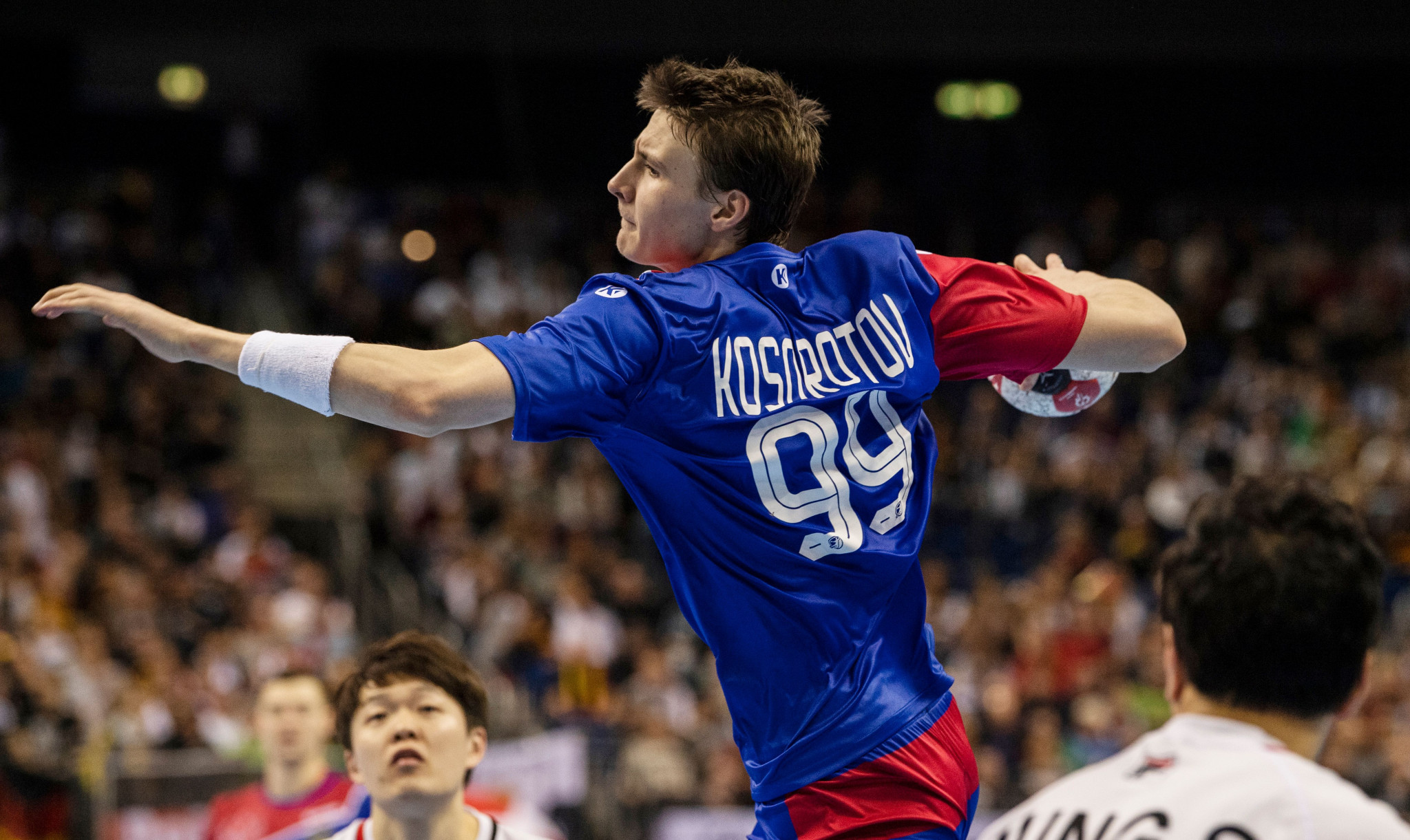 Russia placed 14th at the 2019 IHF Men's World Championship ©Getty Images