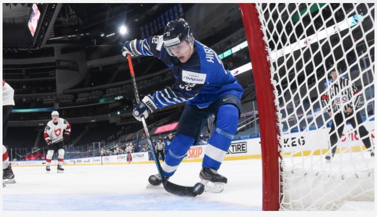 Canada and Finland continue winning starts at IIHF World Junior Championship