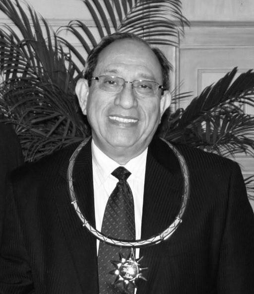 Former El Salvador NOC President and ITTF Executive Committee member Rivera passes away