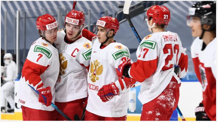 US and Russia book quarter-final spots at IIHF World Junior Championship