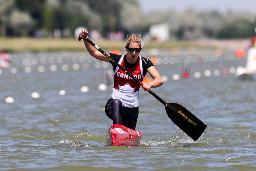 Canadian canoeist Vincent glad that Tokyo 2020 was postponed in hindsight