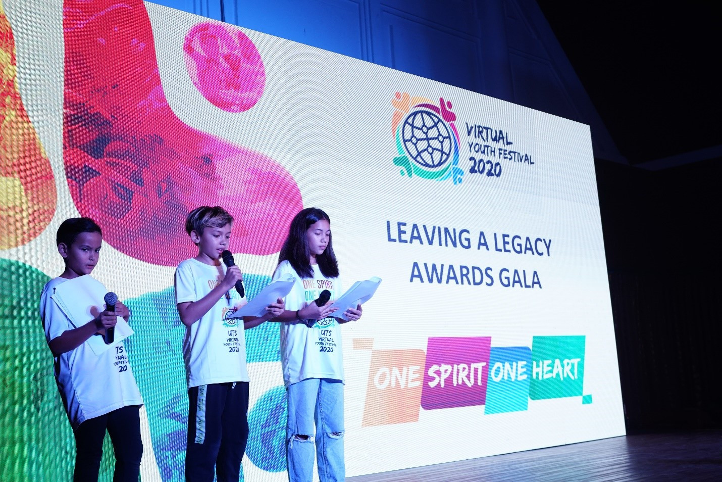"""United Through Sports """"Leaving a Legacy"""" Awards Gala takes place"""