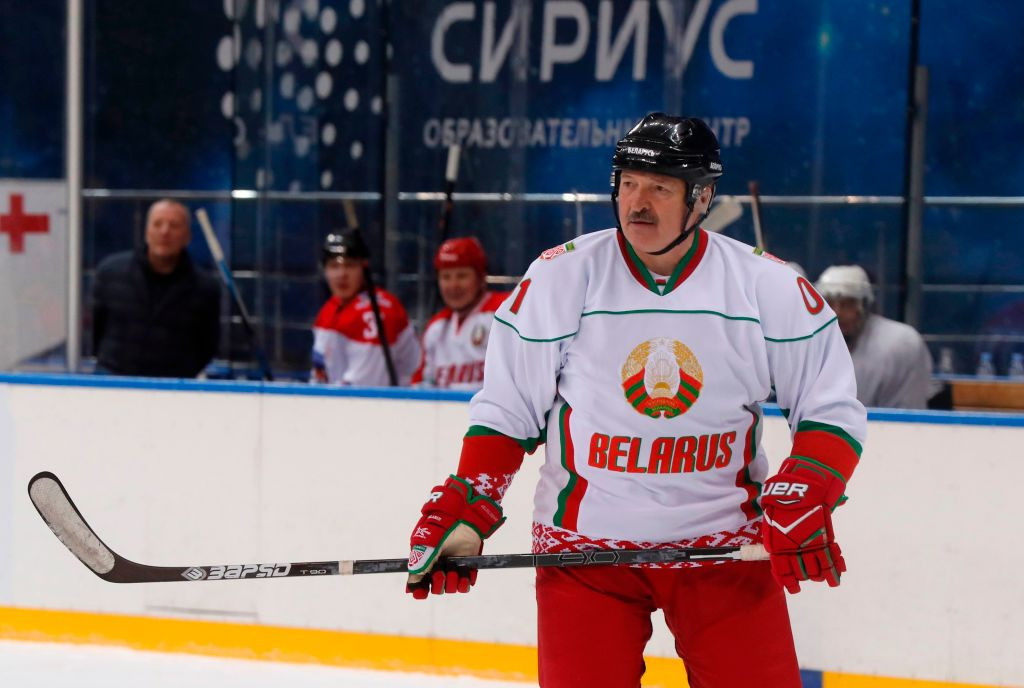 IIHF reportedly decide to strip Belarus of World Championship co-hosting rights