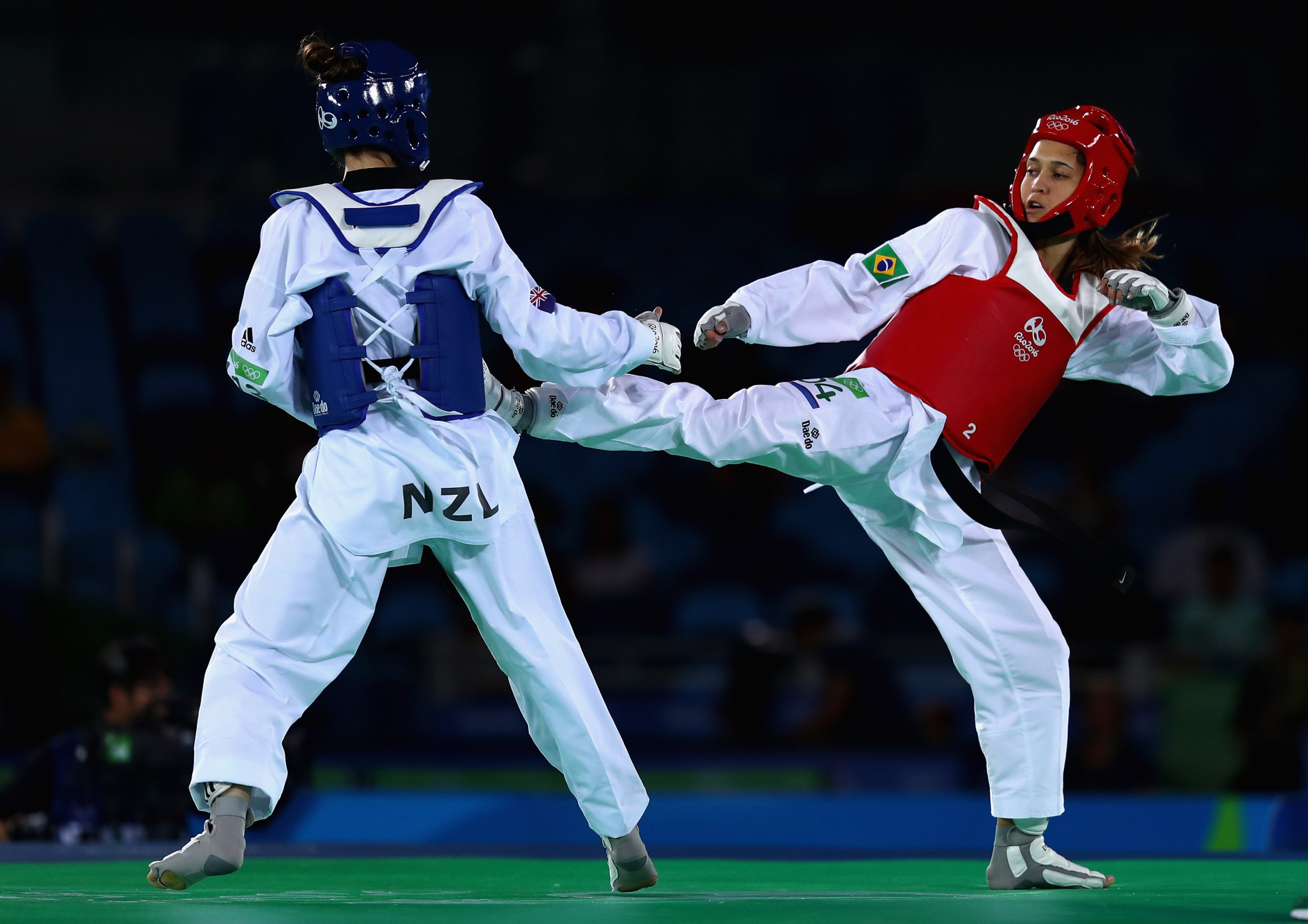 Taekwondo in New Zealand has been hit by governance issues ©Getty Images