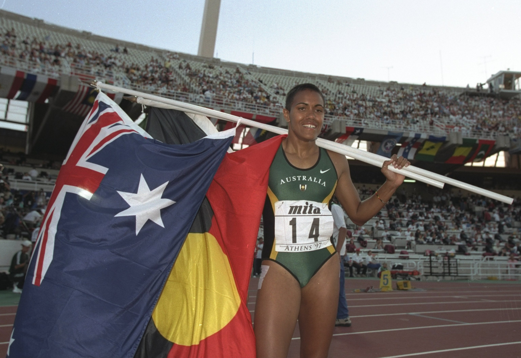 Cathy Freeman has welcomed the change ©Getty Images