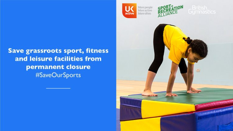 British sports bodies call for tailored financial support from Government in campaign