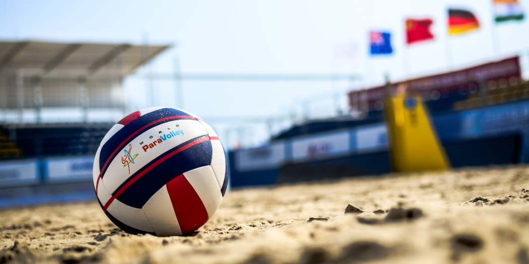 The tournaments are set to be held in Croatia and Slovenia ©ParaVolley Europe