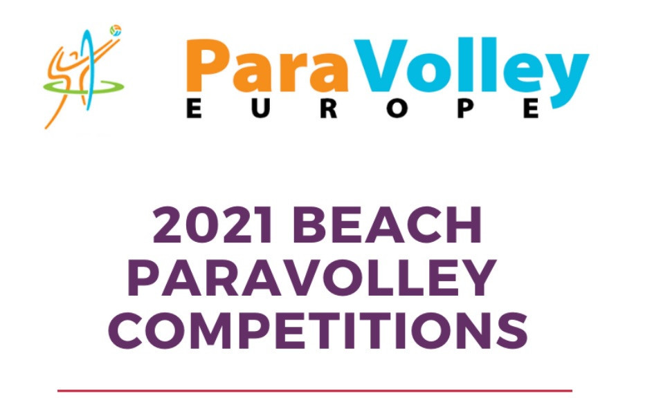 ParaVolley Europe planning to hold two beach events in July