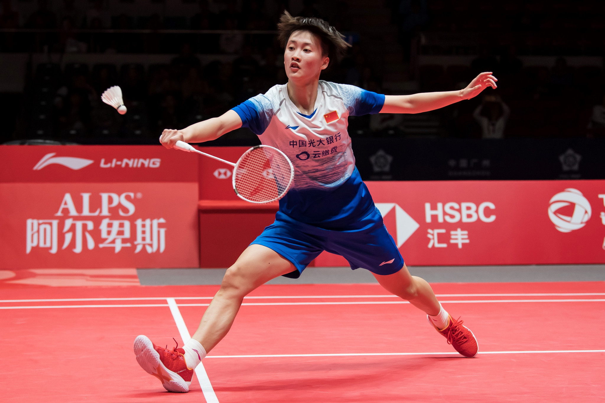 It is thought China will be absent from the BWF World Tour Finals after withdrawing from the two qualifying events beforehand ©Getty Images