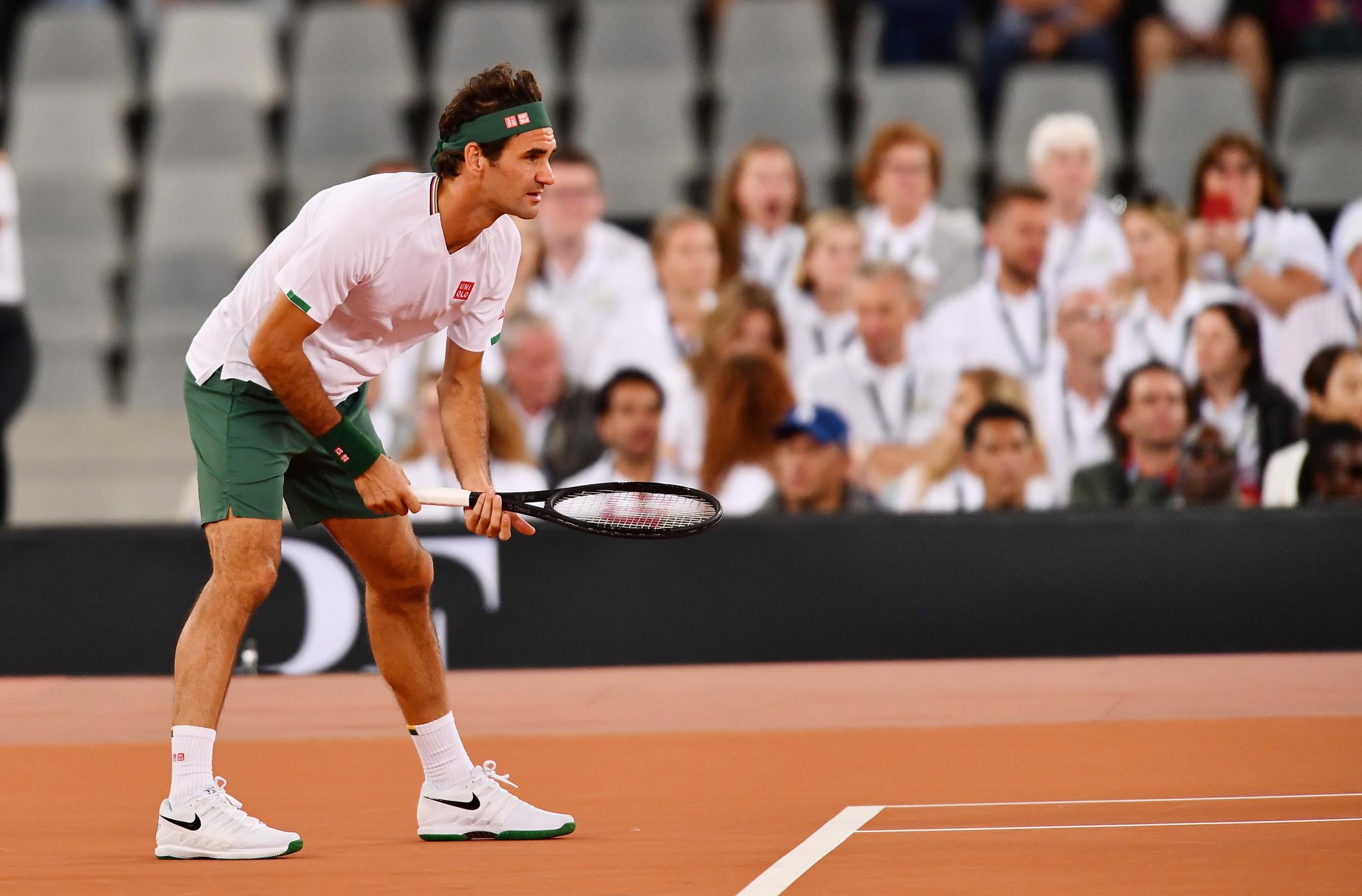 Roger Federer, veinte veces campeón de Grand Slam, ha sido reelegido para el Consejo de Jugadores ATP © Getty Images