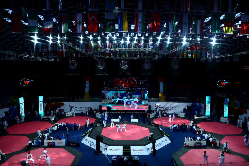 World Taekwondo was forced to cancel or postpone most of its events in 2020 ©Getty Images