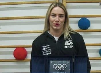 European judo bronze medallist Prodan recognised by Croatian Olympic Committee