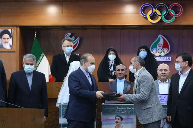 A number of other Olympic and Paralympic champions have been unveiled at the Hall of Fame in Tehran ©Iranian Paralympic Committee