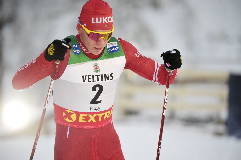 Alexander Bolshunov of Russia claimed a dominant victory in the men's event ©Getty Images