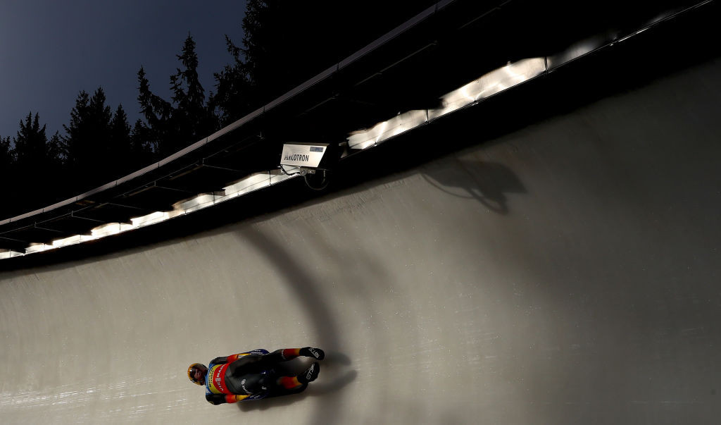 Loch wins again to extend overall Luge World Cup lead