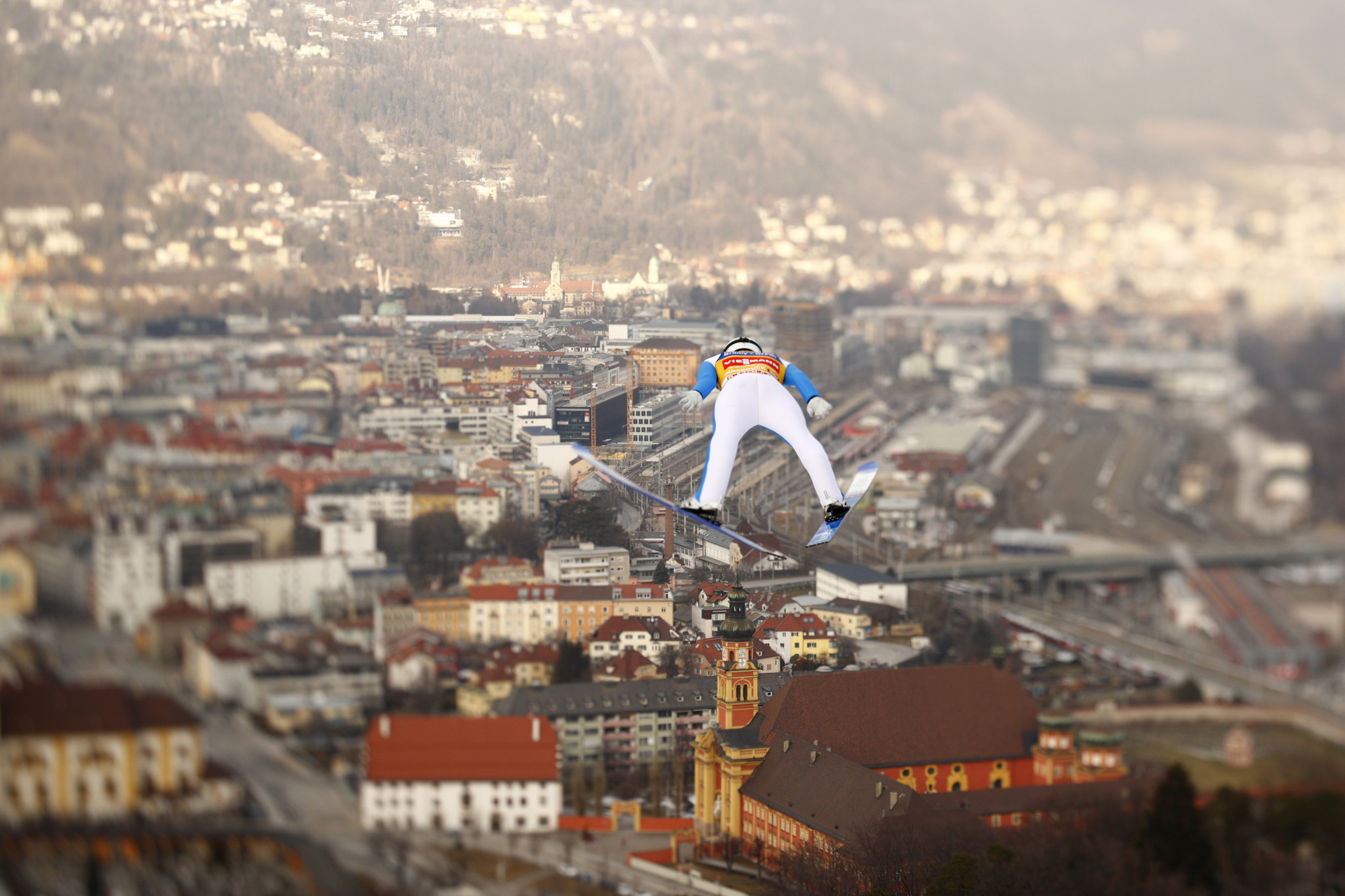 Granerud tops qualifying for third leg of Four Hills Tournament