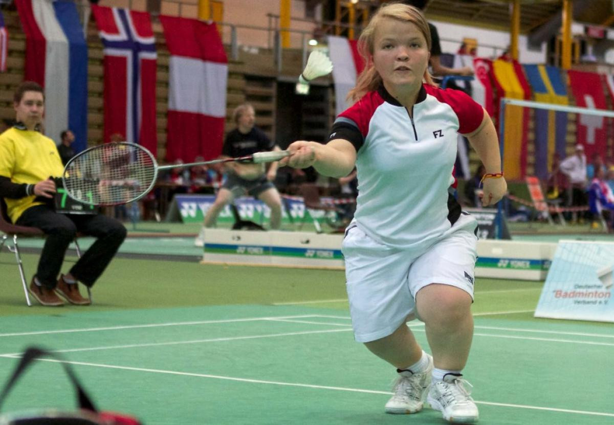 Britain's Para-badminton players are continuing to prepare for this year's Paralympics in Tokyo ©IPC