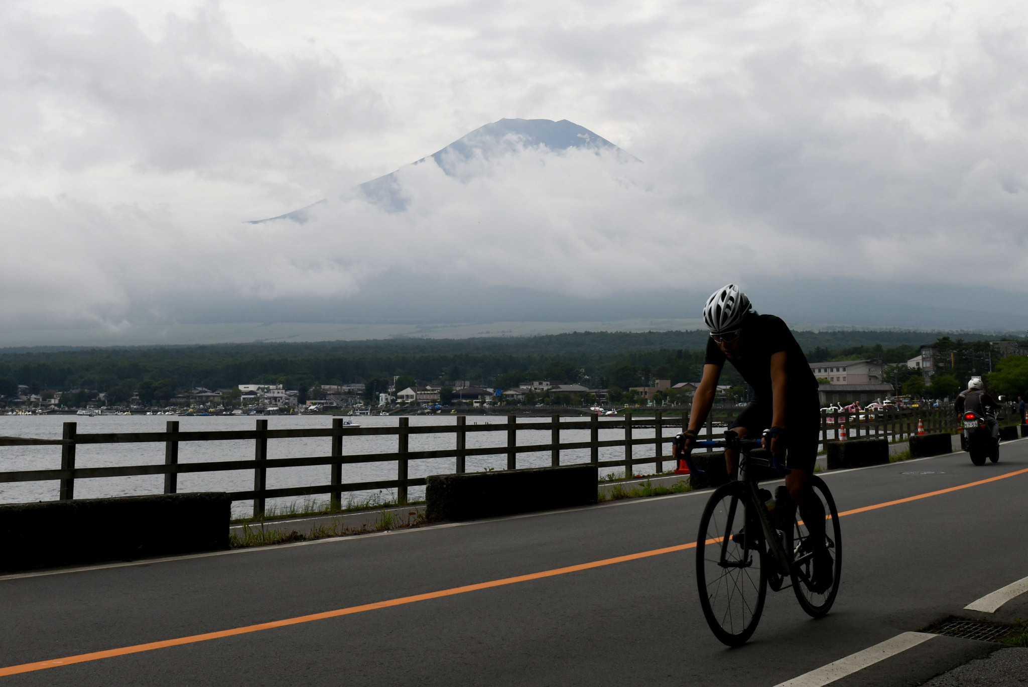 The hilly route could dissuade sprinters from contesting the men's road race at tokyo 2020 ©Getty Images