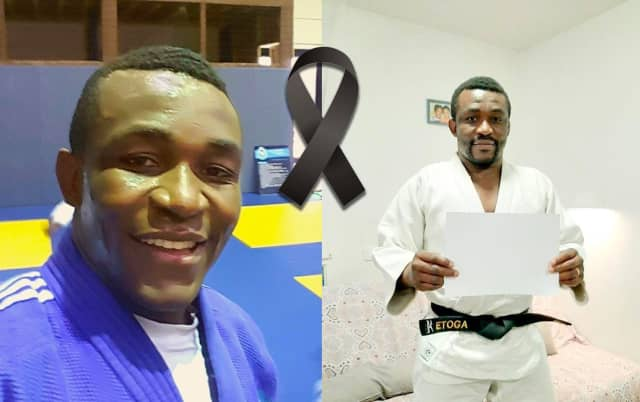 Cameroonian judoka Mvondo-Etoga dies aged 37