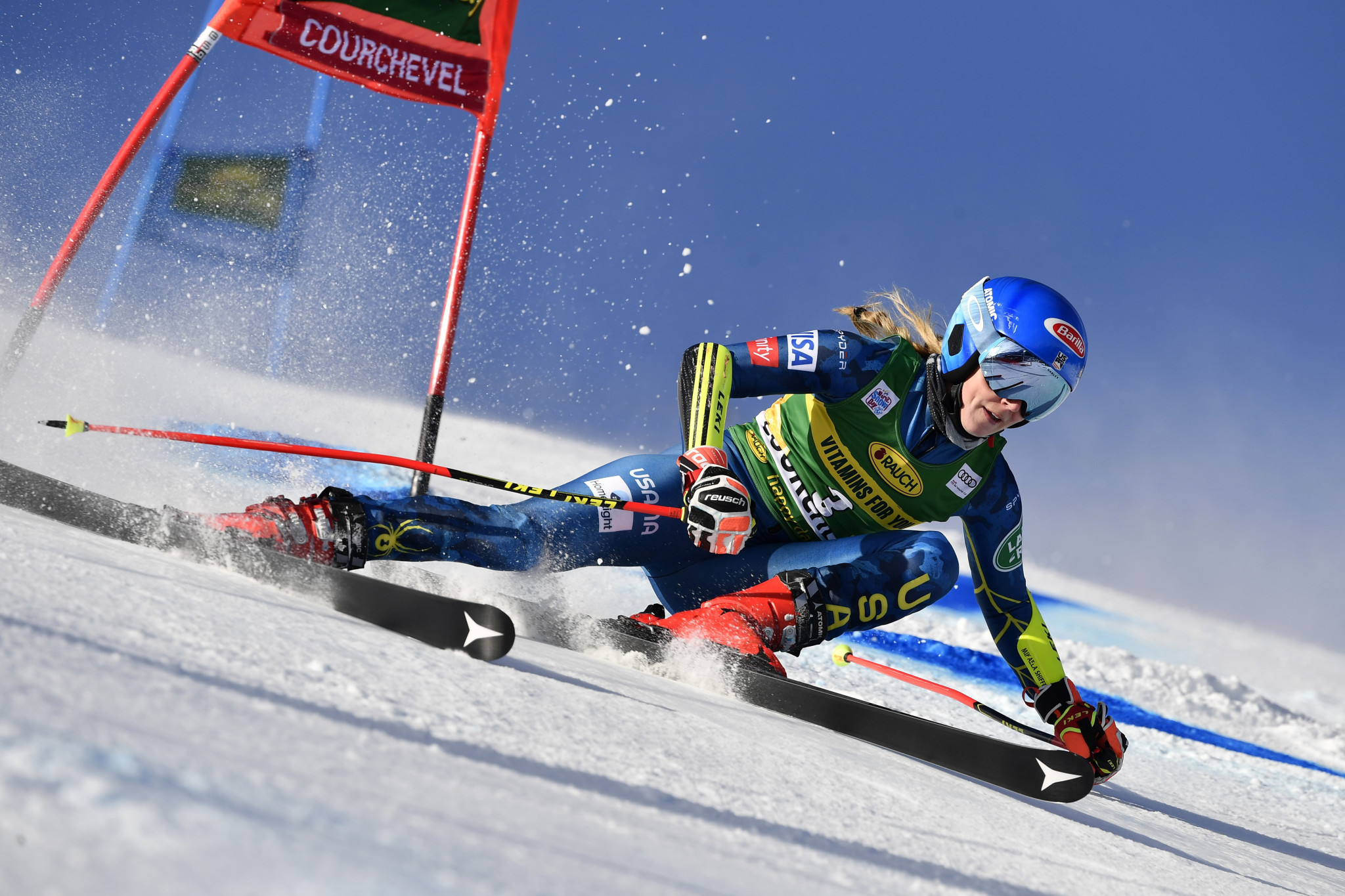 Shiffrin uncertain of defending Super-G title at Alpine World Ski Championships