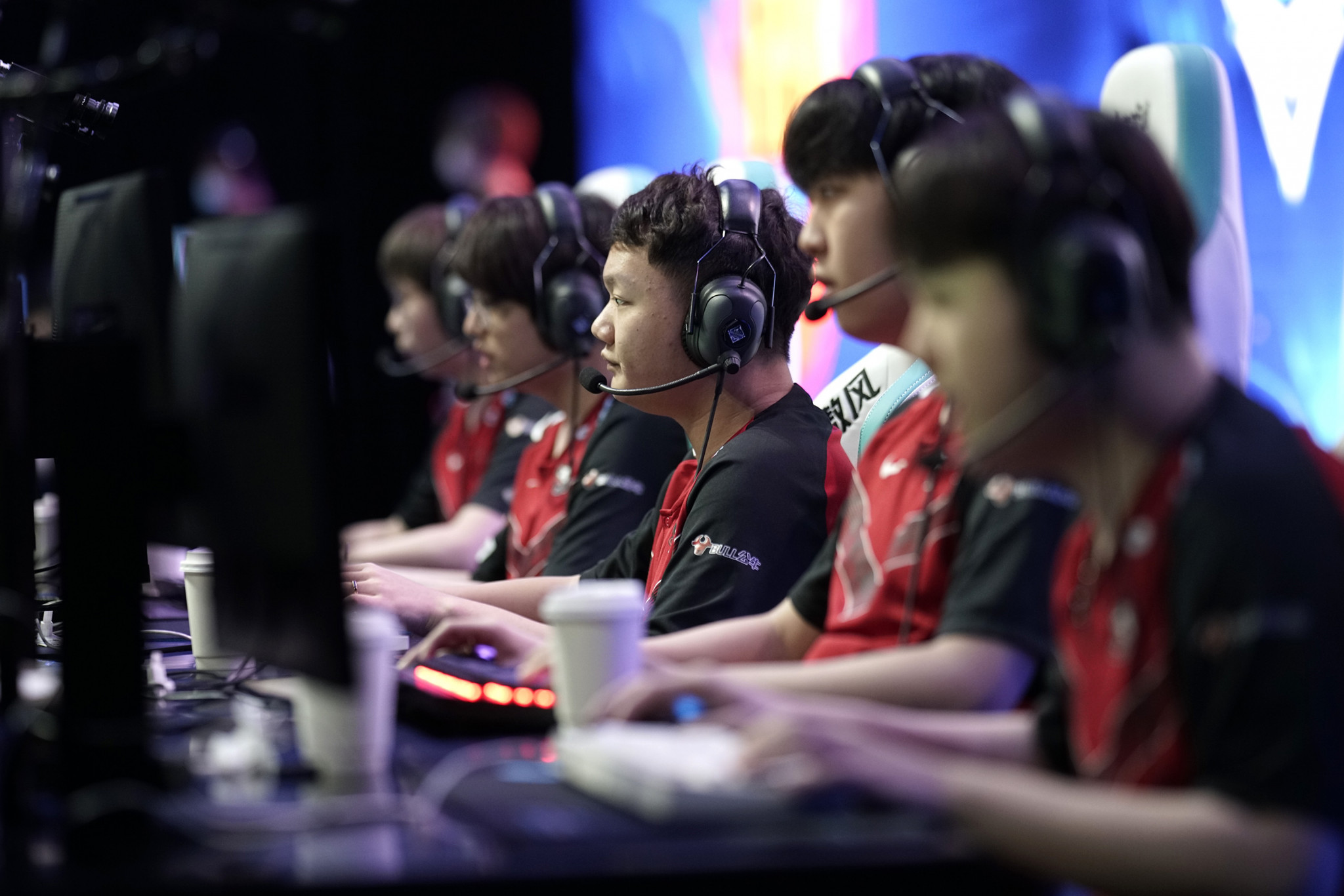 A study found esports players are healthier than the general population in terms of weight ©Getty Images