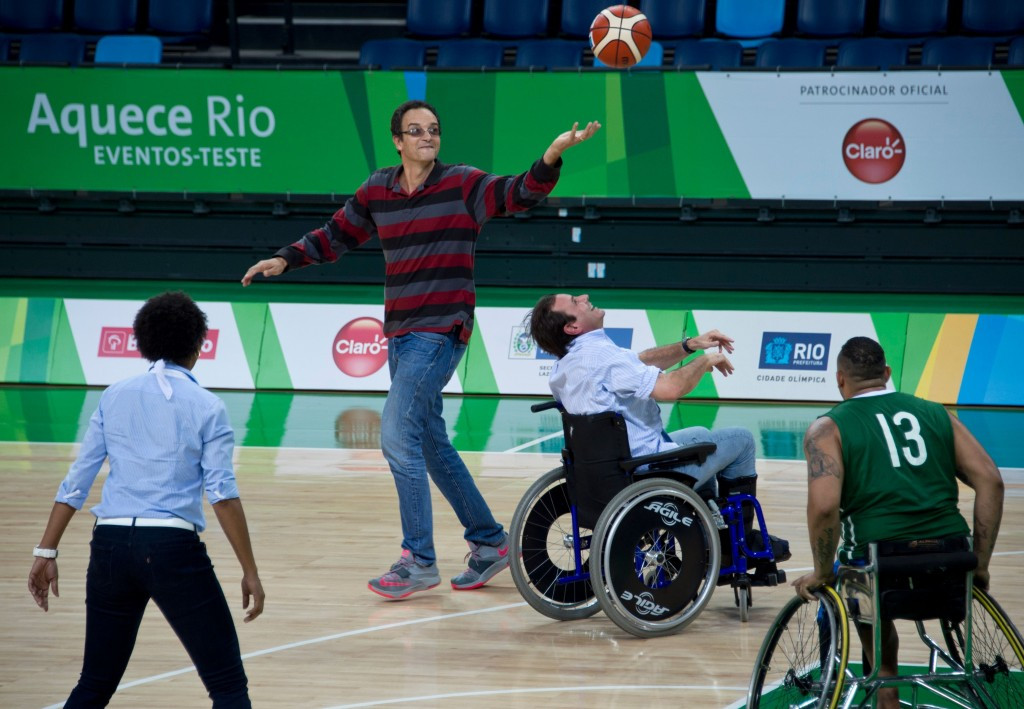 Rio Mayor insists budget cuts and recession will not affect first Brazilian Olympics