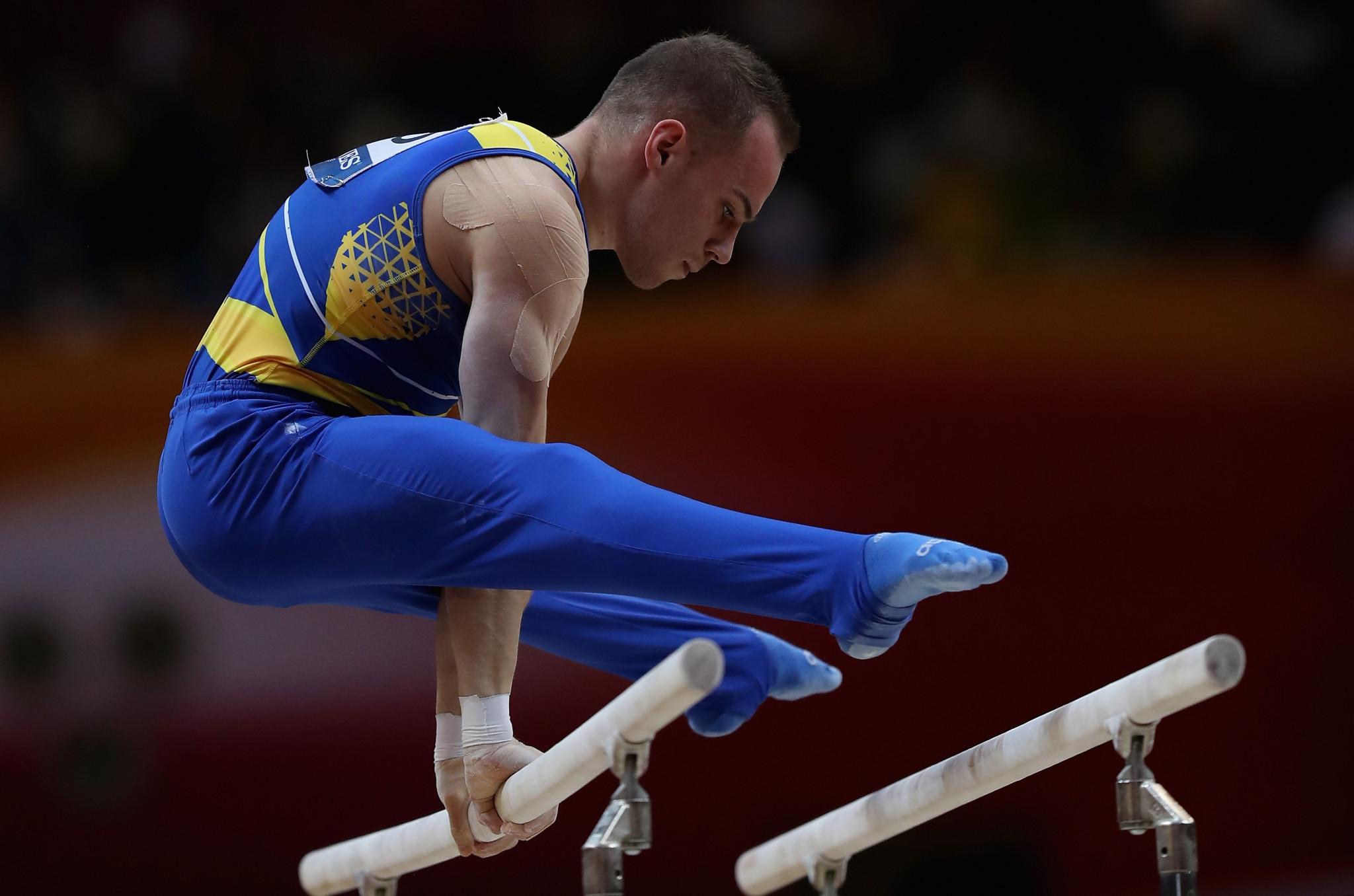 Olympic gymnastics champion Verniaiev receives provisional suspension