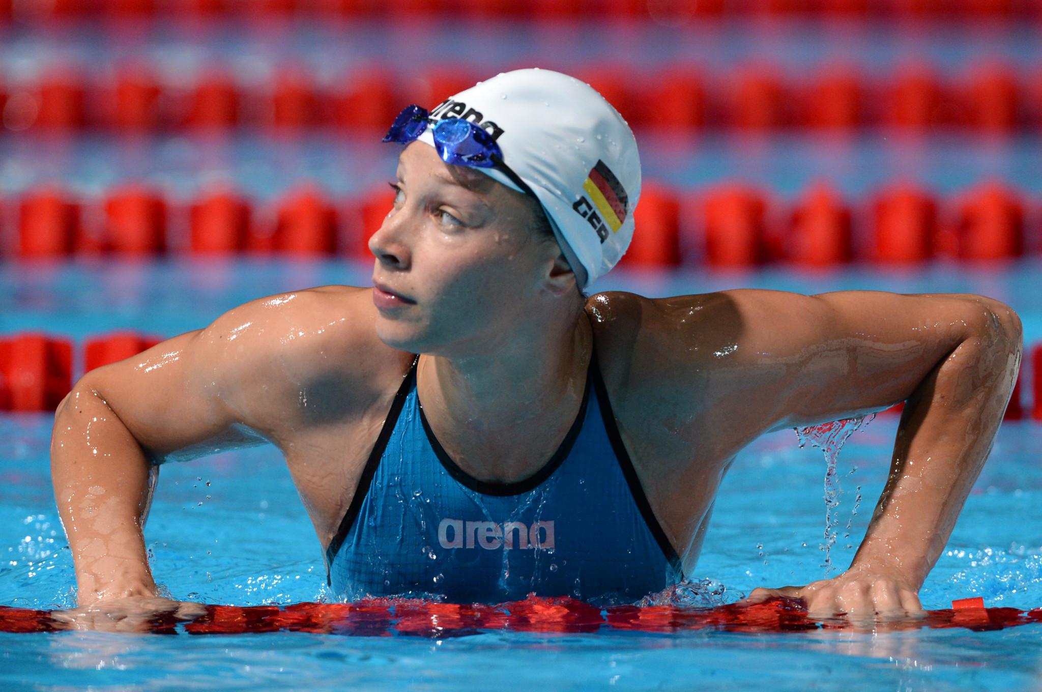 Olympic swimmer Brandt welcomes Rhine-Ruhr bid for 2025 World University Games