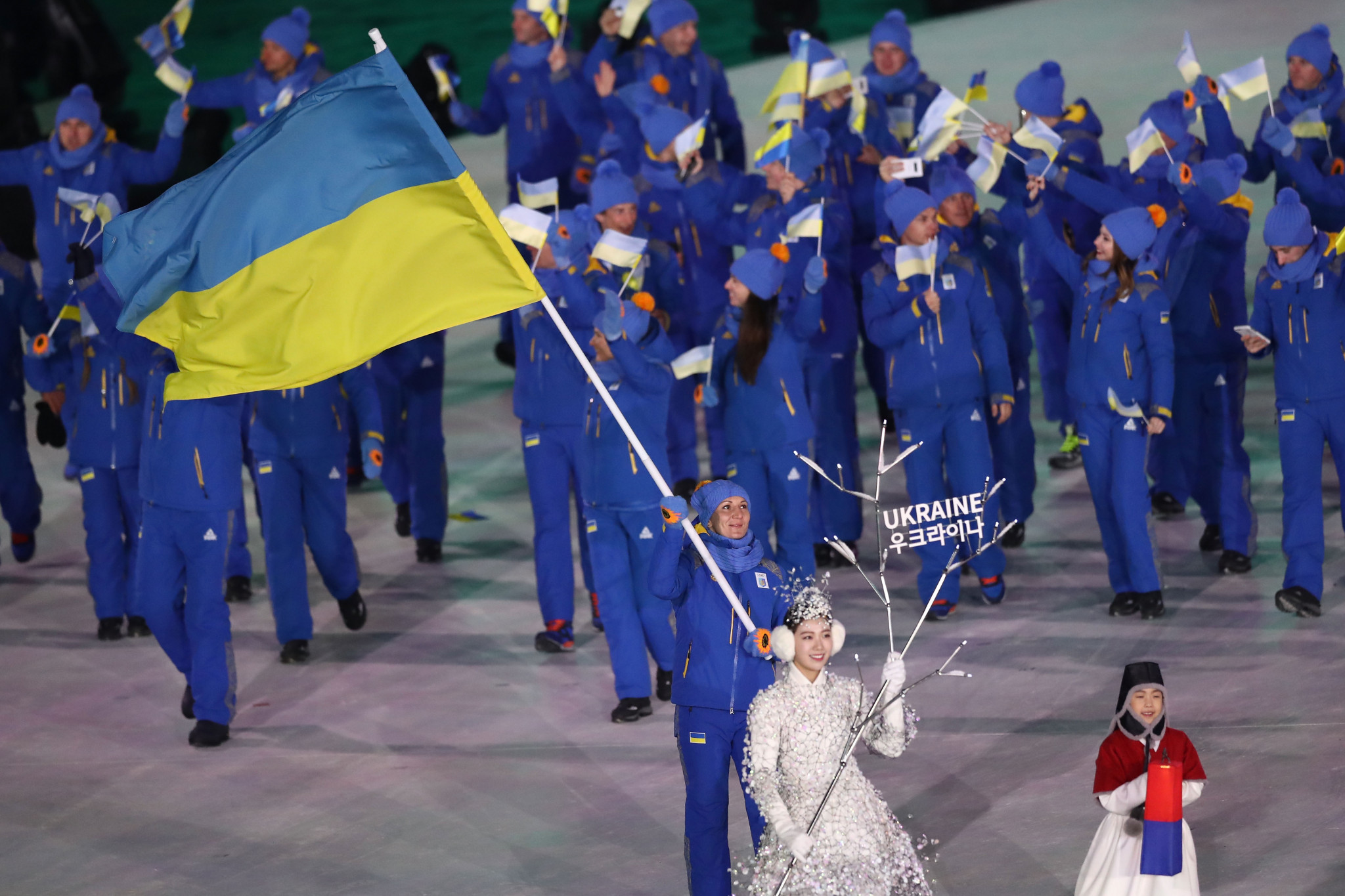 Ukraine eyes bid for Olympic Games with 2030 viewed as likeliest option