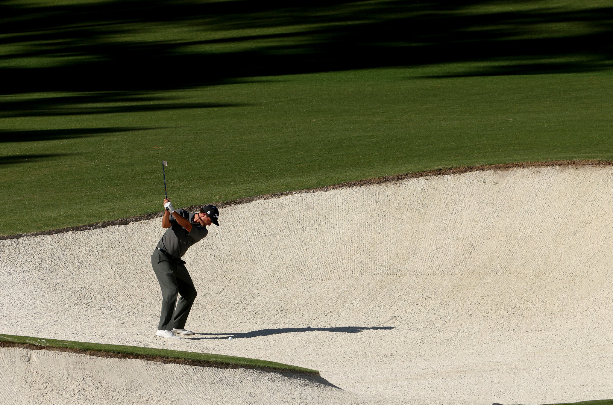 Adam Scott had previously questioned golf's place at the Olympic Games ©Getty Images