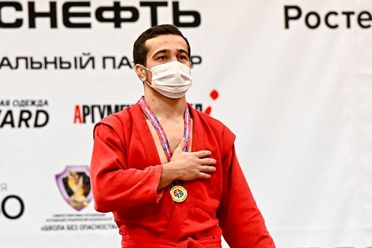 Sambo gaining increasing attention in Uzbekistan, Ernazarov claims