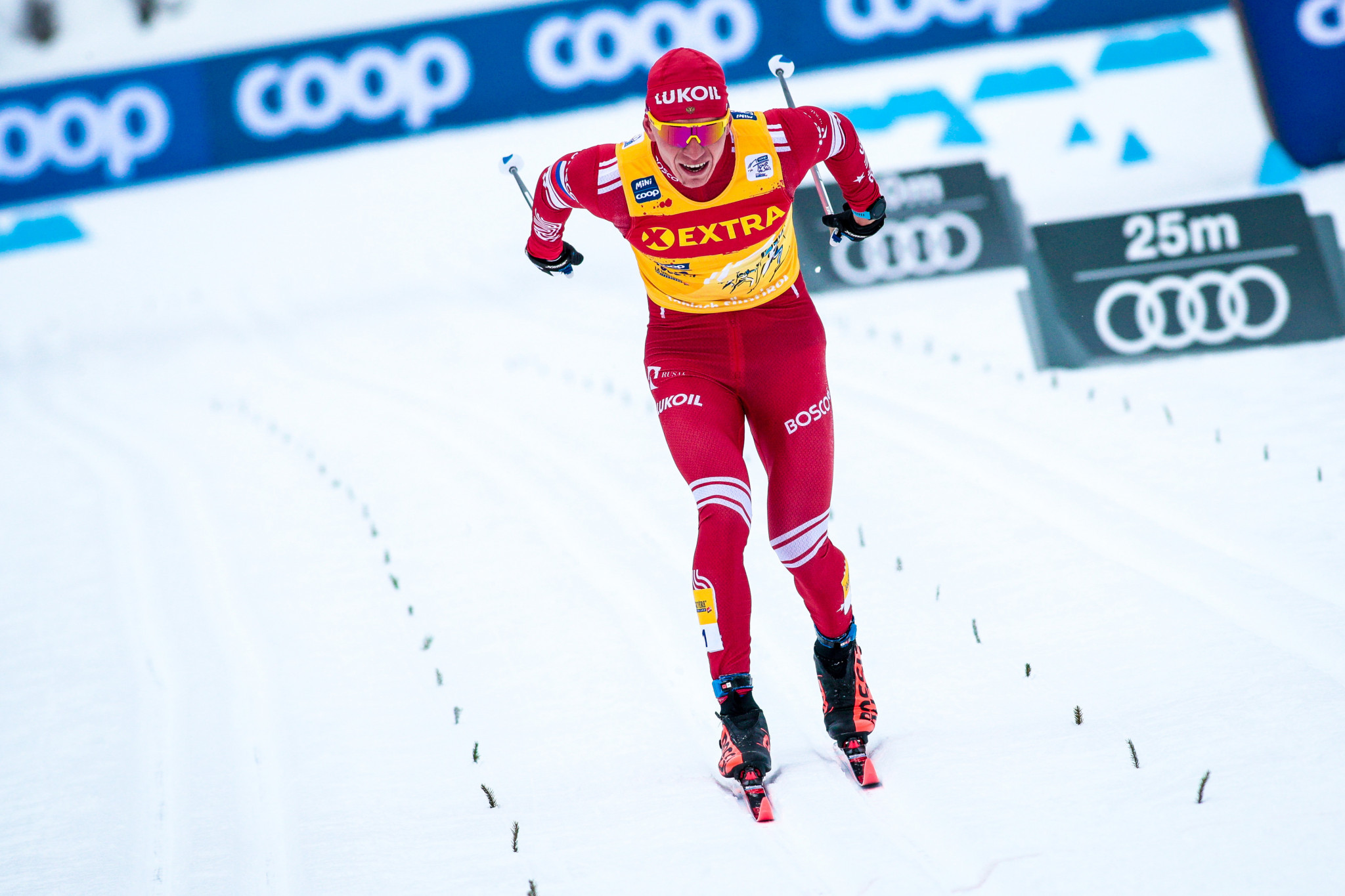 Dominant Bolshunov sweeps to fourth straight FIS Tour de Ski win on strong day for Russia