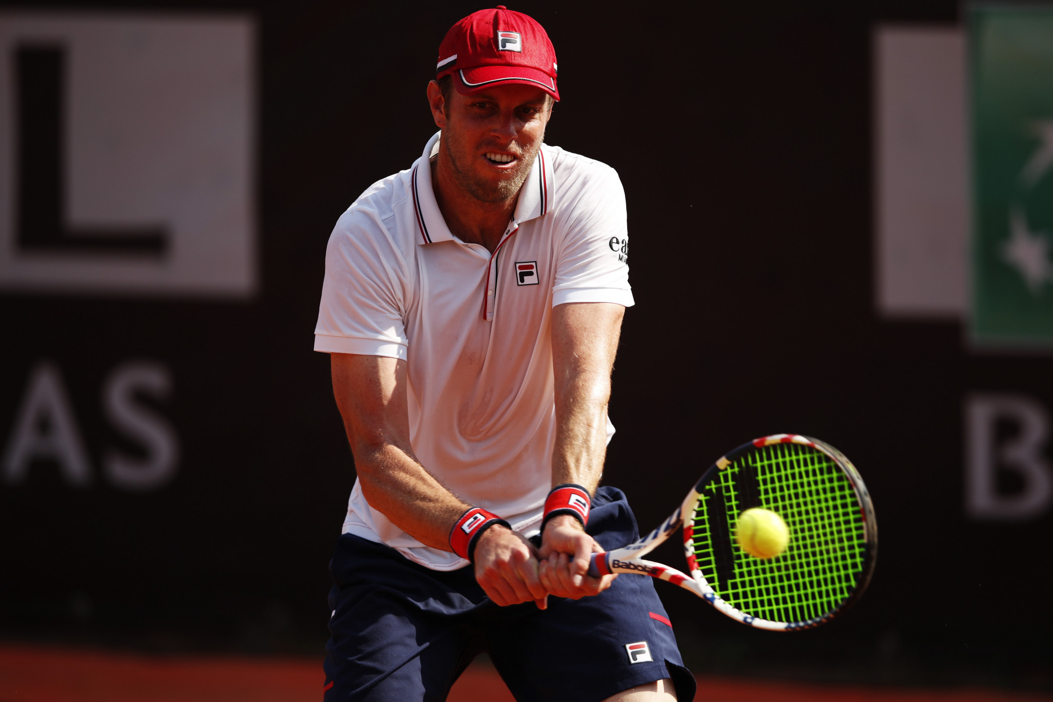 Querrey defends decision to flee Russia after contracting COVID-19