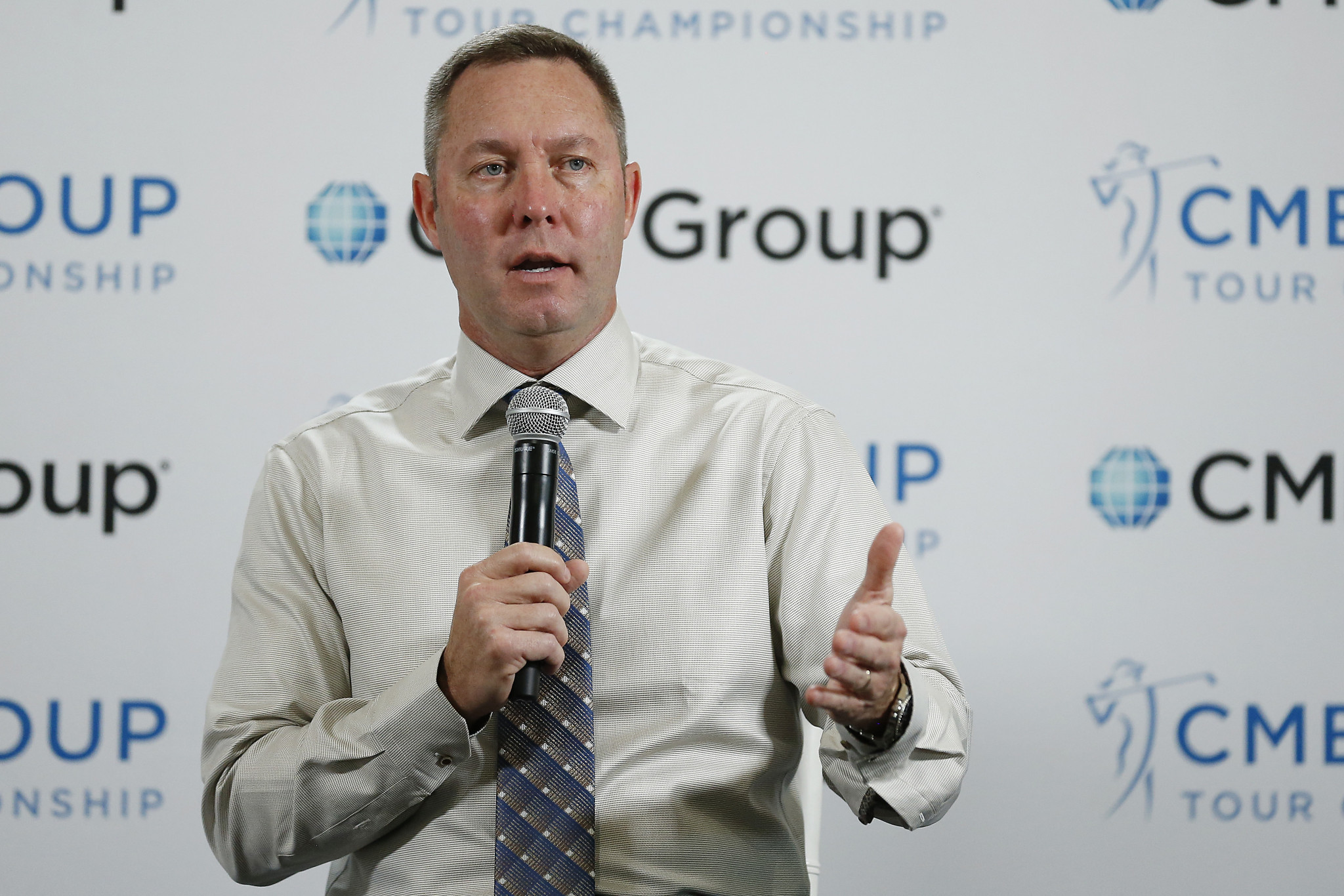 LPGA commissioner Whan to step down in 2021 after 11 years in role