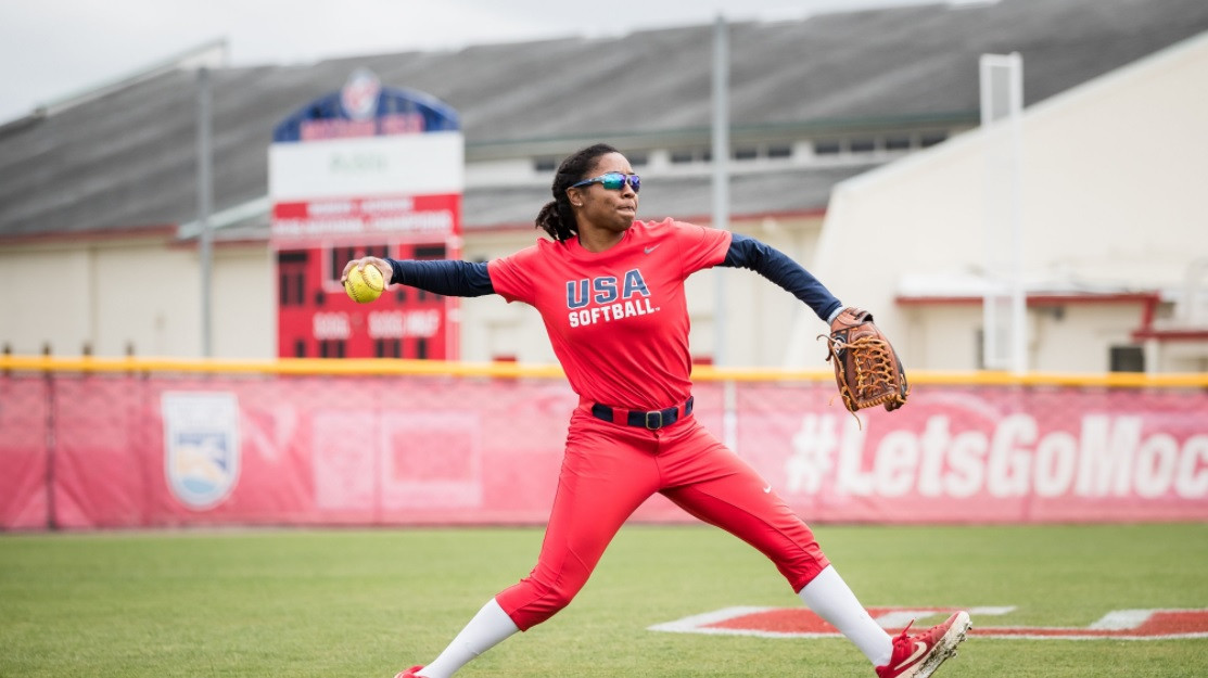 USA Softball has named 18 players for the Florida camp ©USA Softball