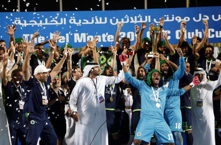 Dubai-based Al-Shabab won the 2015 GCC Champions League