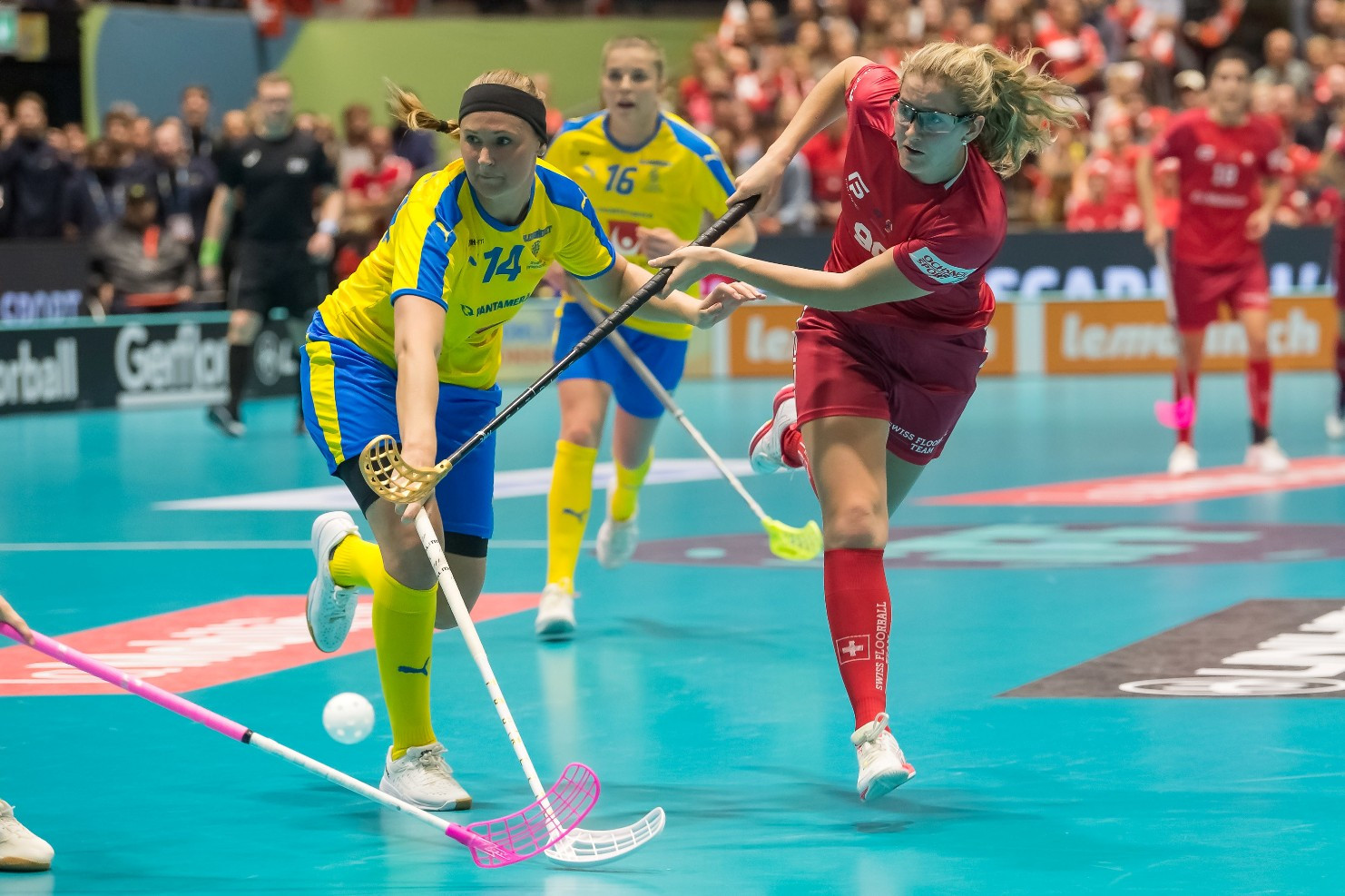 Qualifiers for this year's Women's World Floorball Championship have been rearranged ©IFF