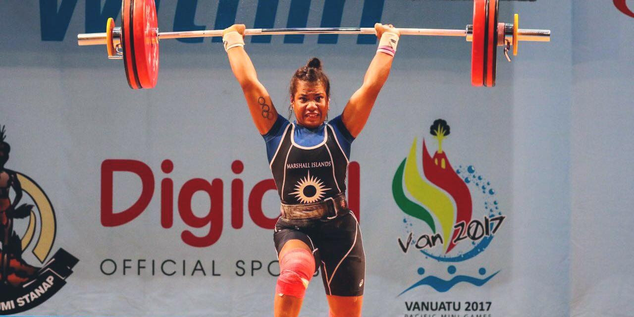There remain hopes that weightlifting can be added to the programme for the 2022 Pacific Mini Games ©YouTube