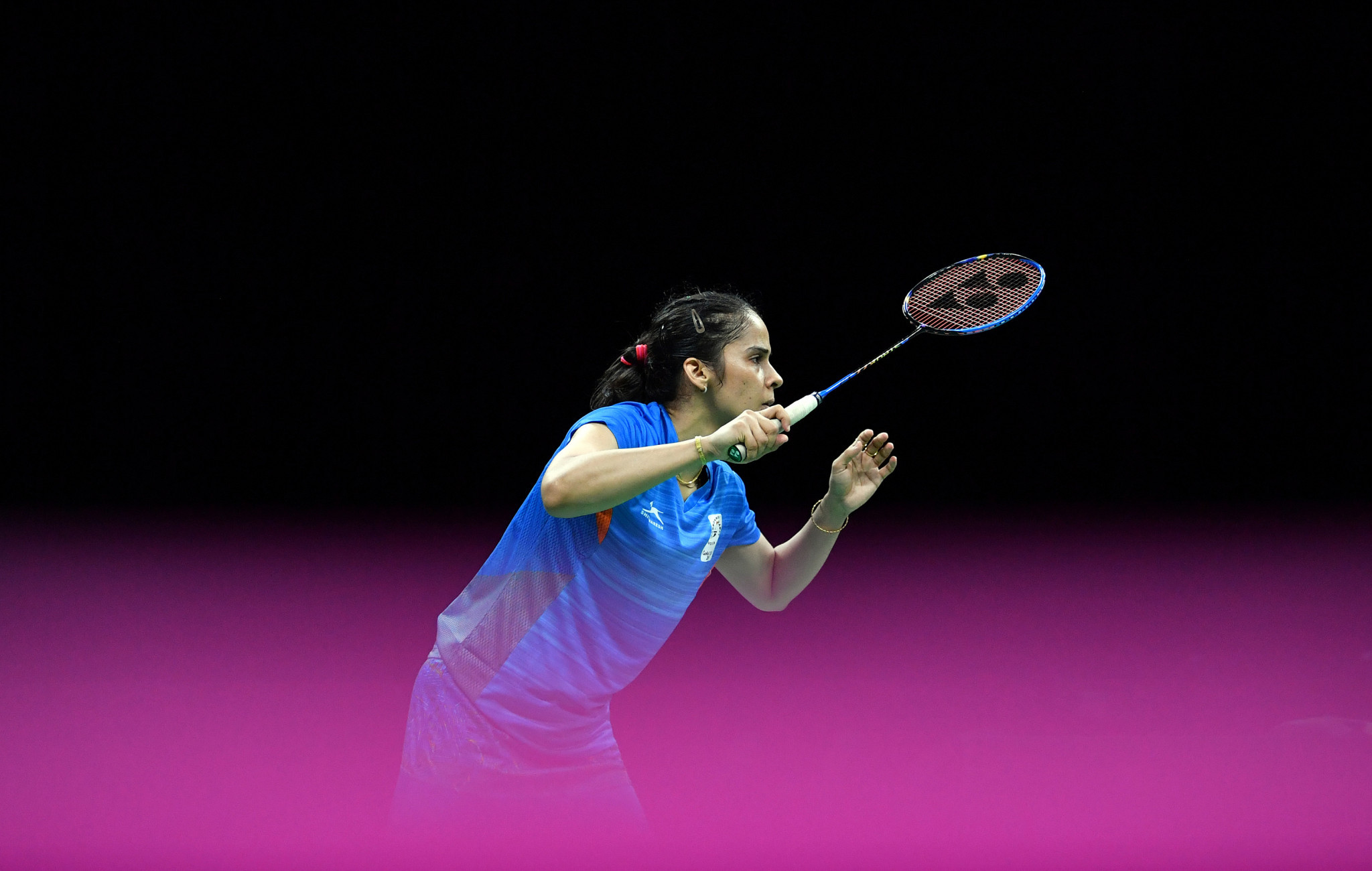Saina Nehwal has won three Commonwealth Games gold medals, as well as an Olympic bronze ©Getty Images