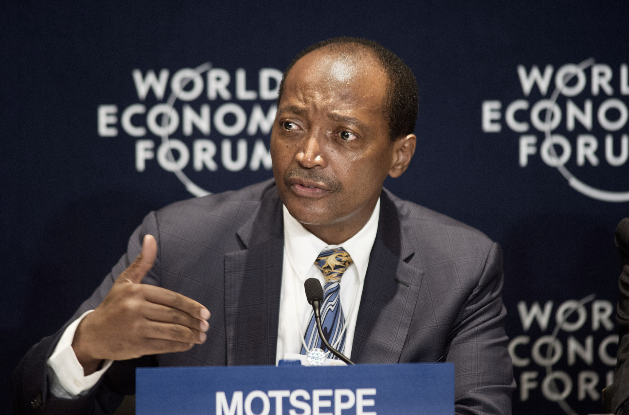 South African billionaire Patrice Motsepe is facing further checks by the CAF over his candidature ©Getty Images