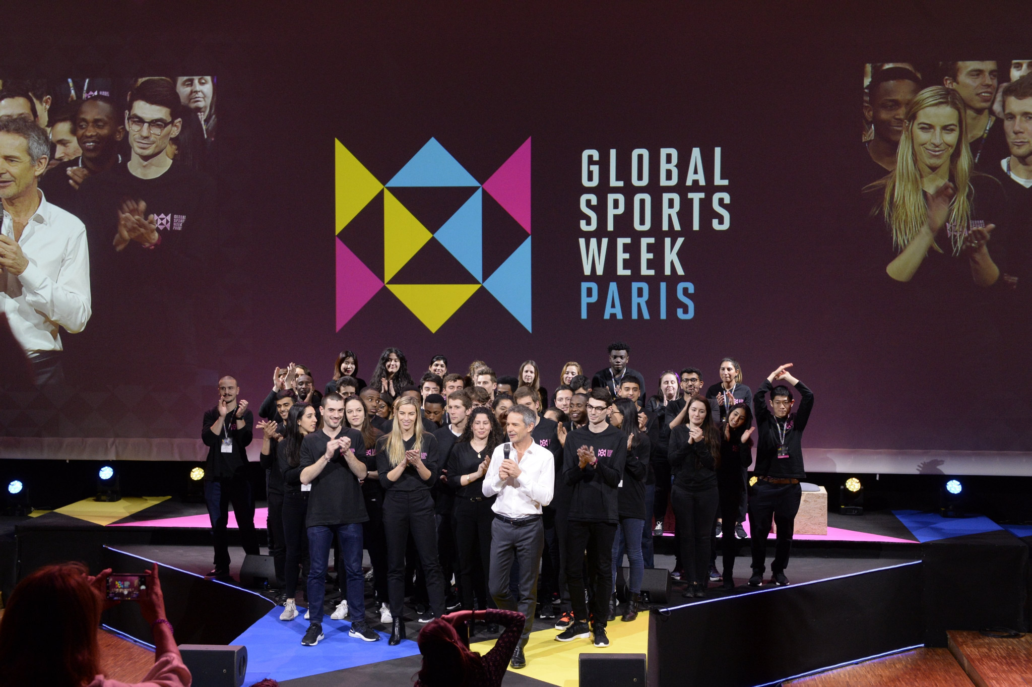 GSW Paris is set to announce more guest speakers ahead of next month's event ©Global Sports Week