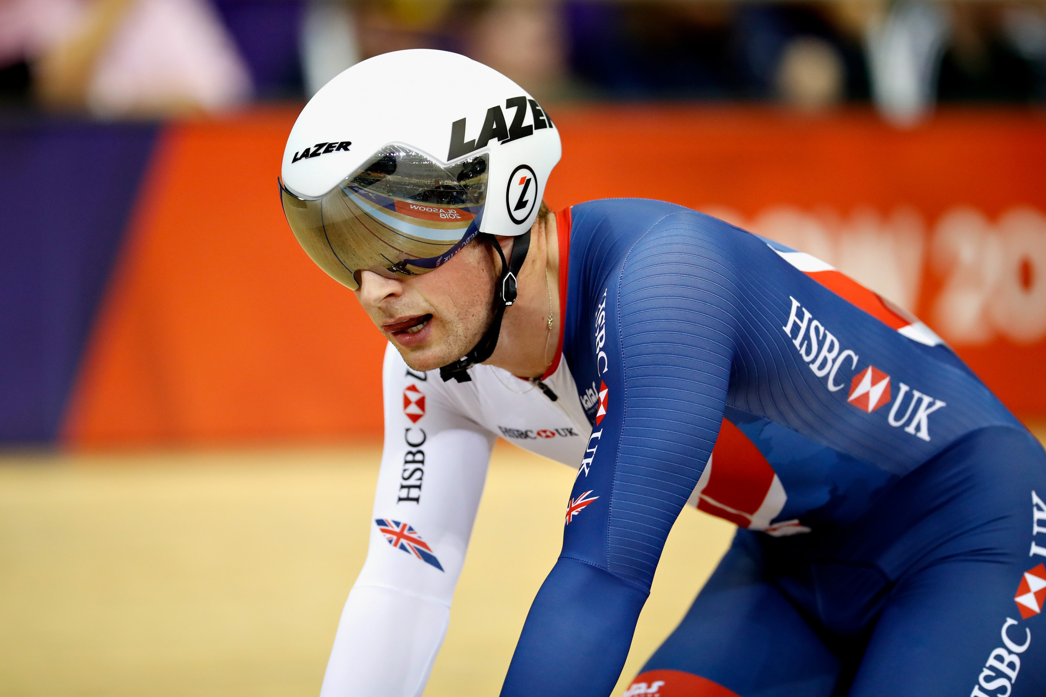 Six-time Olympic champion Jason Kenny headlines the men's team sprint squad ©Getty Images