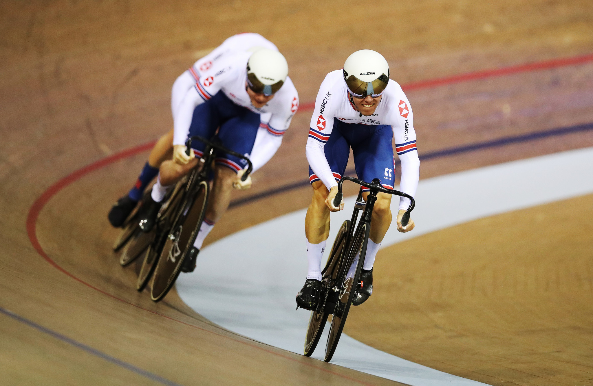 British Cycling has restructured its men's team sprint coaching staff  ©Getty Images