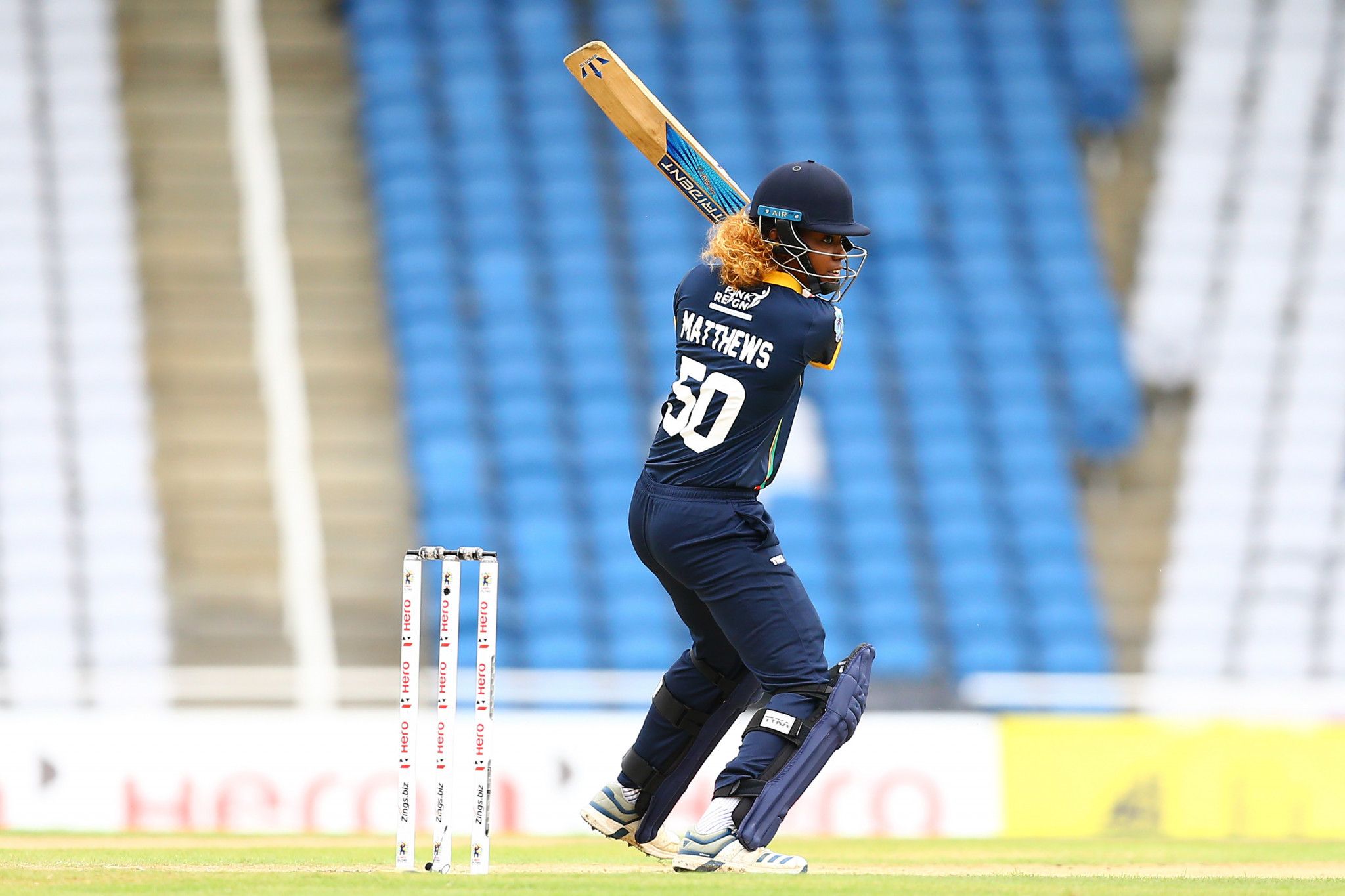 Haroon Lorgat has joined Eoin Morgan in supporting the T10 format - not currently played at international level - for Olympic inclusion ©Getty Images