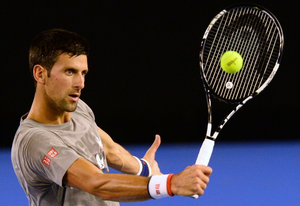 Djokovic and Williams named as top seeds for Australian Open